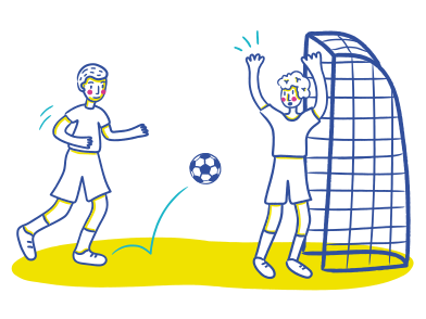 style Football images in PNG and SVG | Icons8 Illustrations