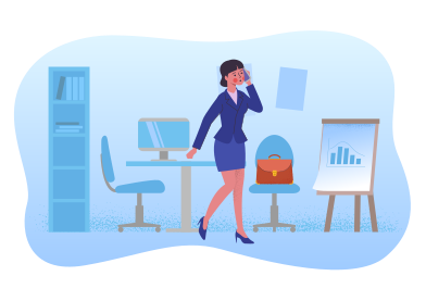 style Business Lady images in PNG and SVG | Icons8 Illustrations