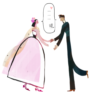 Wedding Clipart Illustrations & Images in PNG and SVG