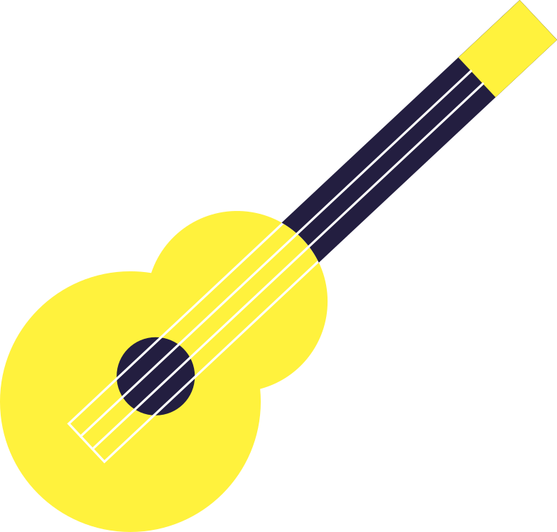guitar player  guitar Clipart illustration in PNG, SVG