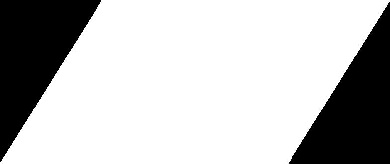 parallelogram white Clipart illustration in PNG, SVG