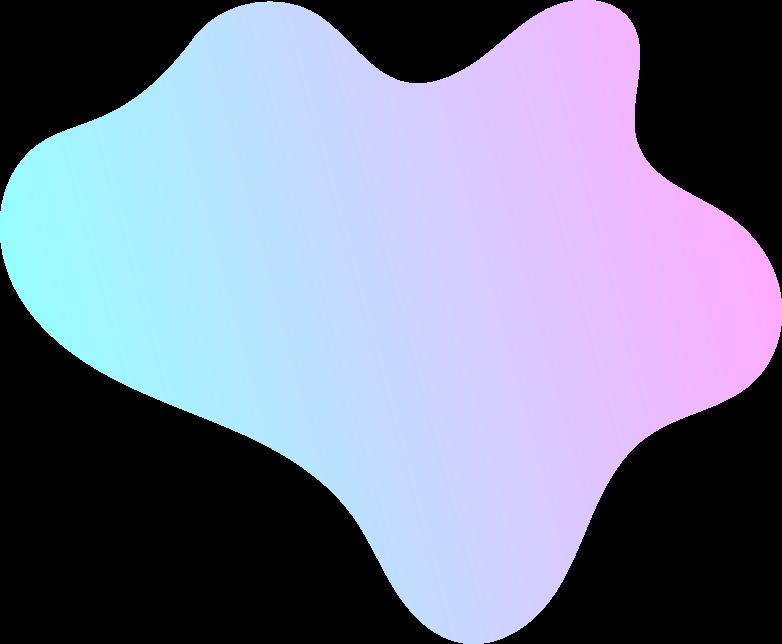 tk gradient spot Clipart illustration in PNG, SVG
