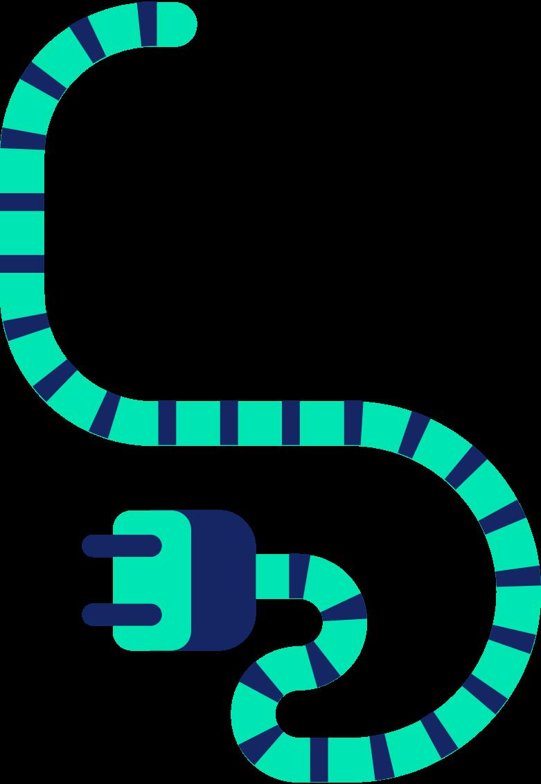 socket plug Clipart illustration in PNG, SVG