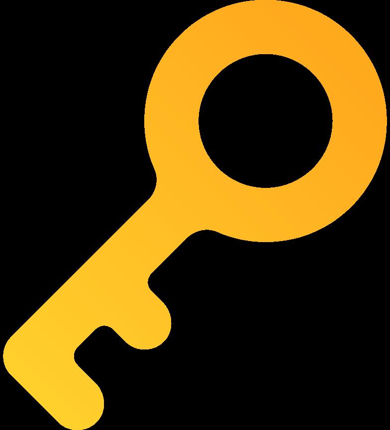 key Clipart-Grafik als PNG, SVG