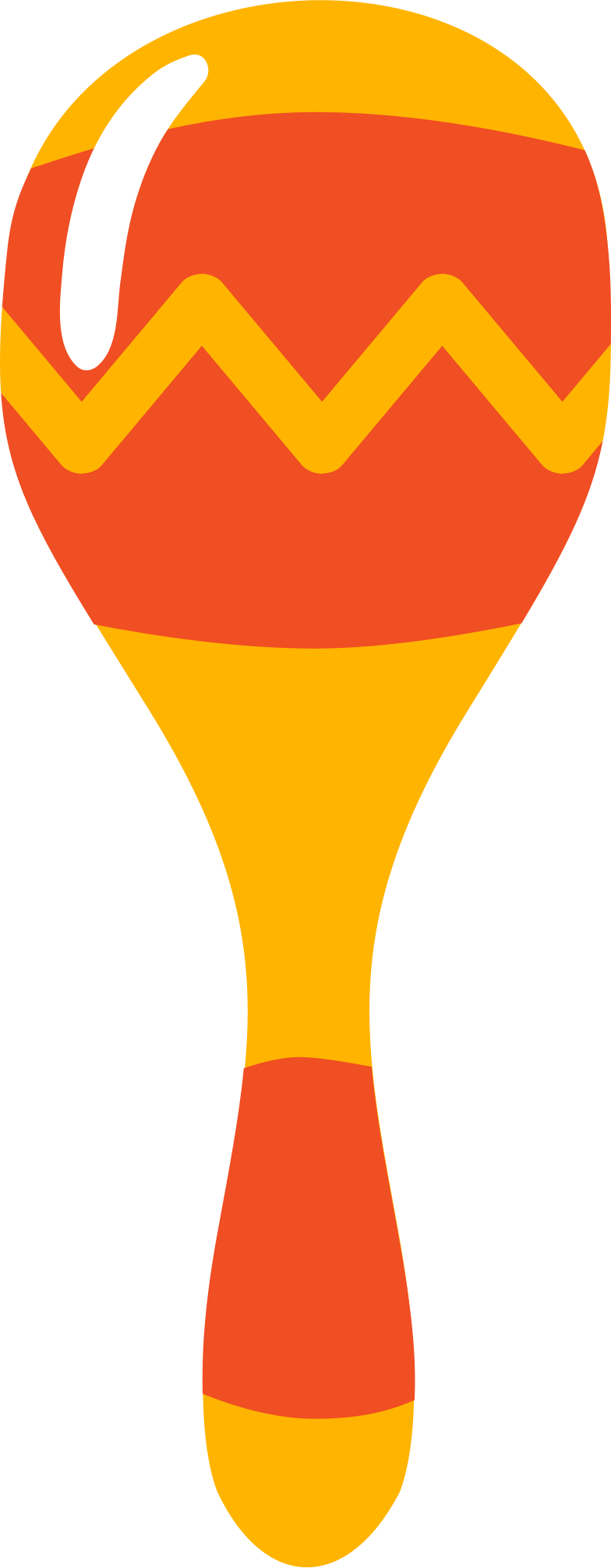 maracas Clipart illustration in PNG, SVG