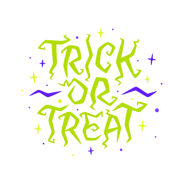 style trick or treat witch green violet Vector images in PNG and SVG | Icons8 Illustrations