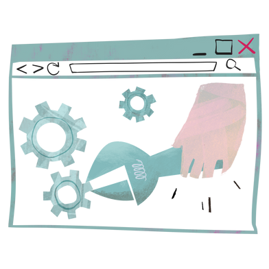 style Support technique images in PNG and SVG | Icons8 Illustrations