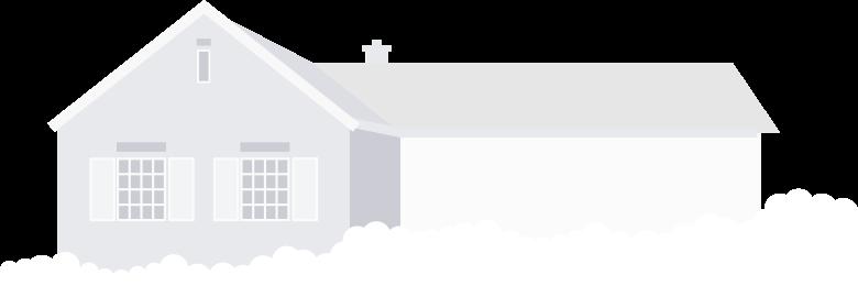 villiage background Clipart illustration in PNG, SVG