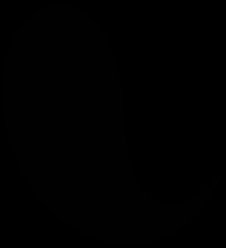 goat beard Clipart illustration in PNG, SVG