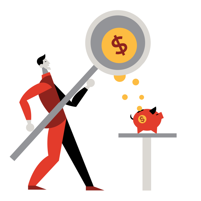 Income Clipart illustration in PNG, SVG