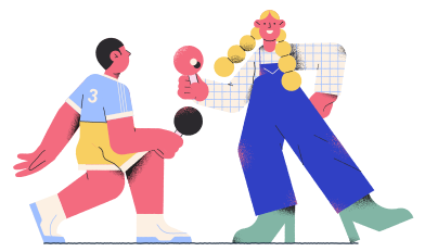 style Playing ping-pong images in PNG and SVG | Icons8 Illustrations
