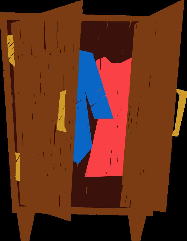 Клипарт гардероб в PNG и SVG