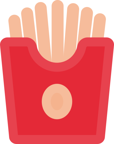 style french fries images in PNG and SVG | Icons8 Illustrations
