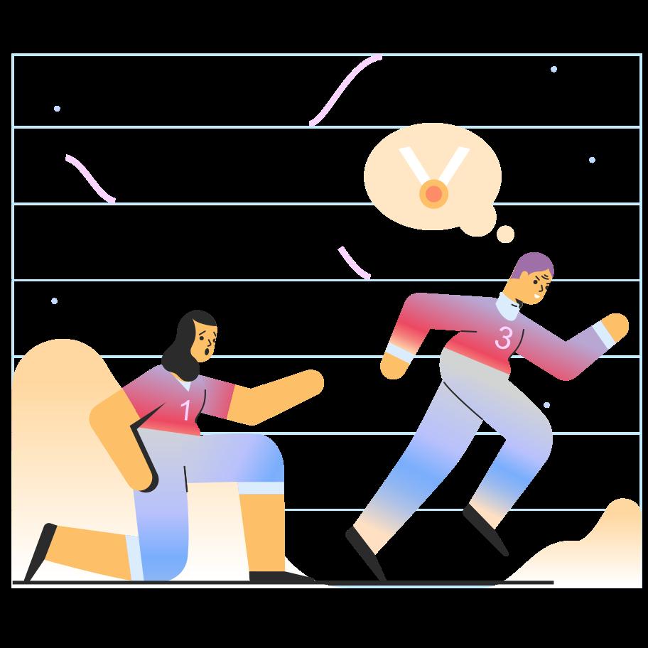 False start Clipart illustration in PNG, SVG
