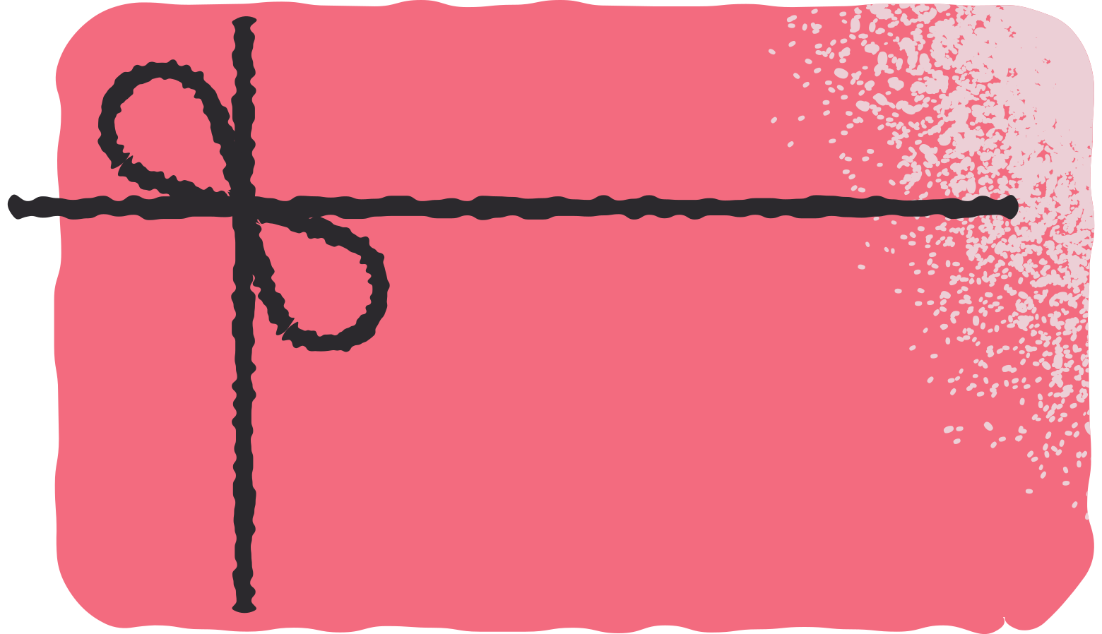 red gift Clipart illustration in PNG, SVG