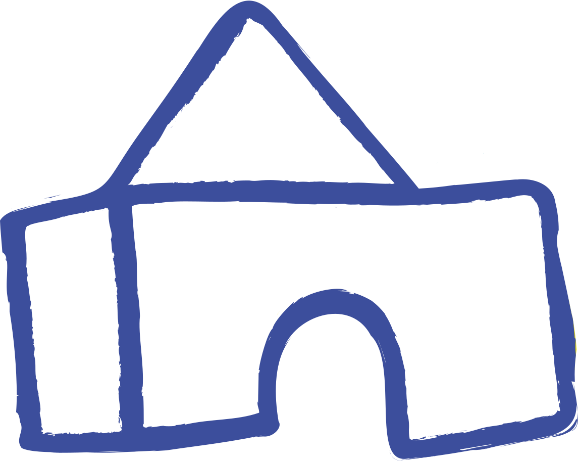 toy house Clipart illustration in PNG, SVG