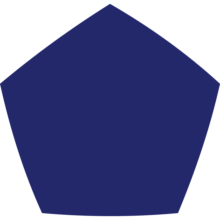 style pentagon dark blue Vector images in PNG and SVG | Icons8 Illustrations