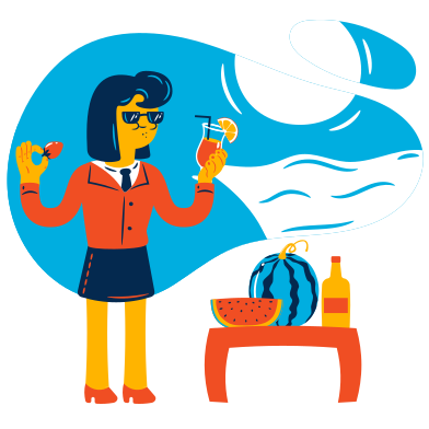 style Beach holidays images in PNG and SVG | Icons8 Illustrations