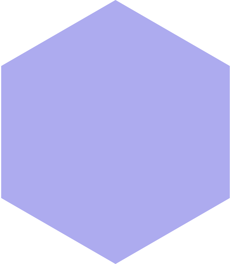 hexagon-purple Clipart illustration in PNG, SVG