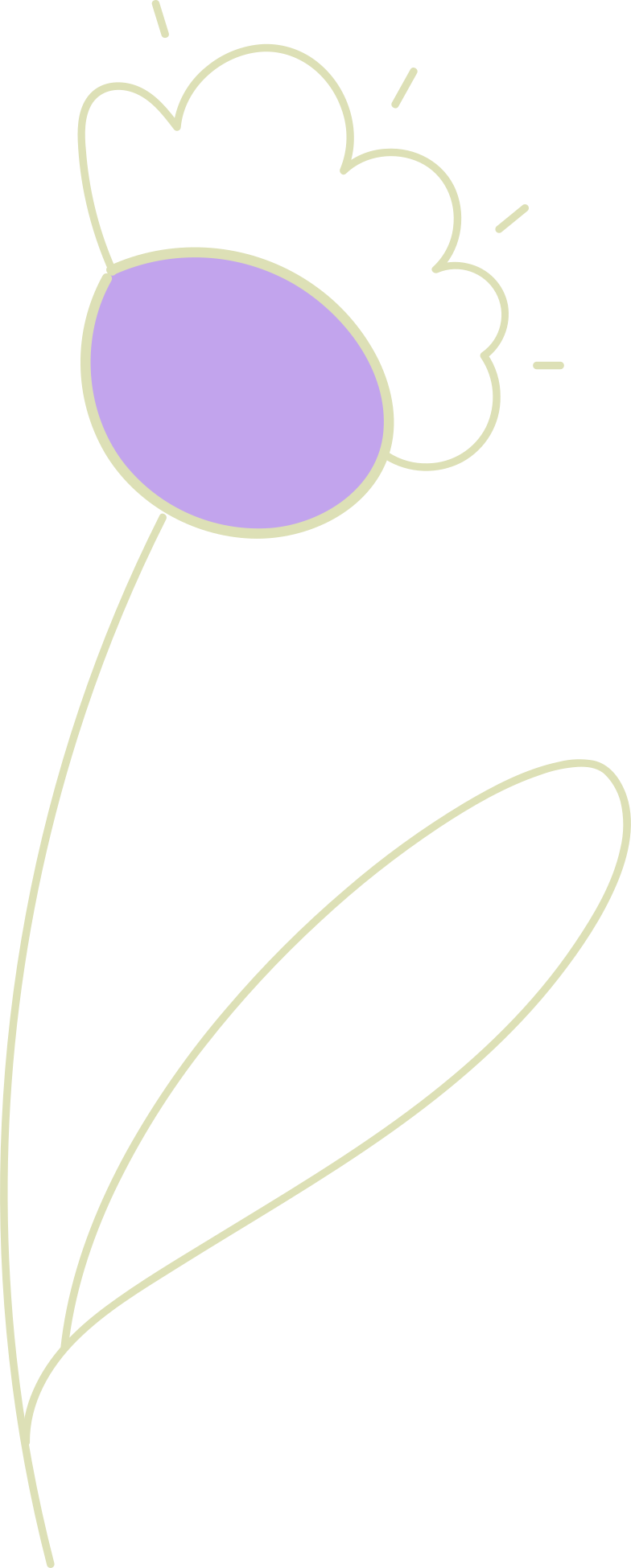 style violet flower Vector images in PNG and SVG | Icons8 Illustrations
