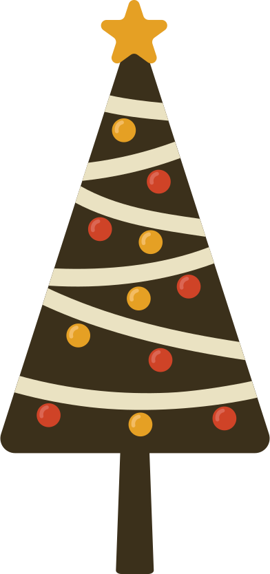 style christmas tree images in PNG and SVG | Icons8 Illustrations