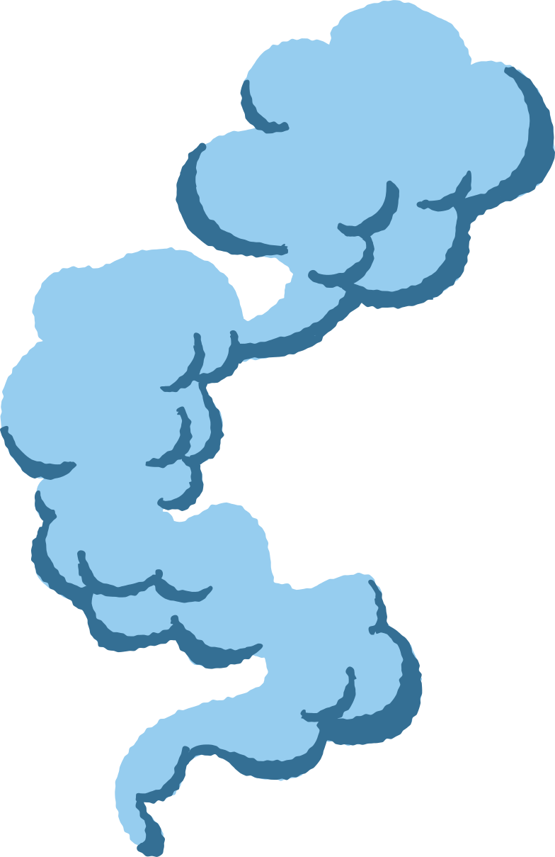 smoke Clipart illustration in PNG, SVG