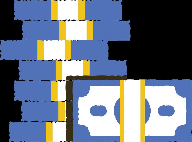 PNGとSVGの  スタイルの banknotes ベクターイメージ | Icons8 イラスト