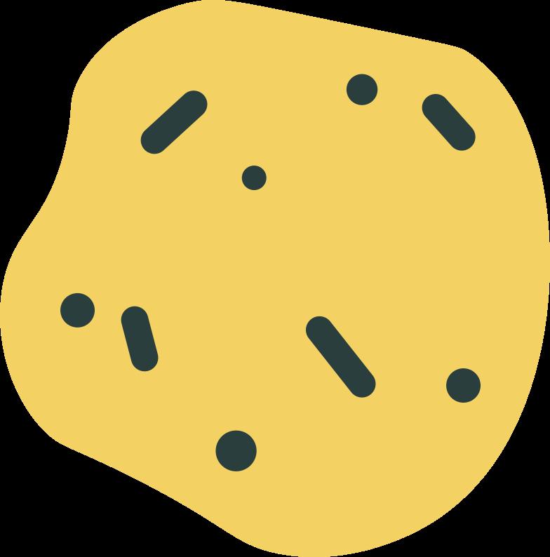 biscuit Clipart illustration in PNG, SVG