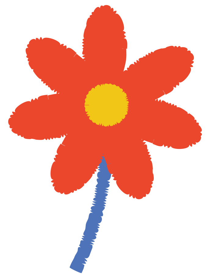 Blume Clipart-Grafik als PNG, SVG