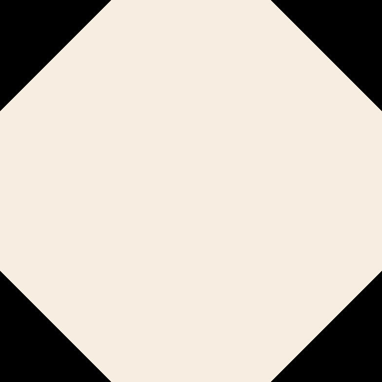 octagon-beige Clipart illustration in PNG, SVG