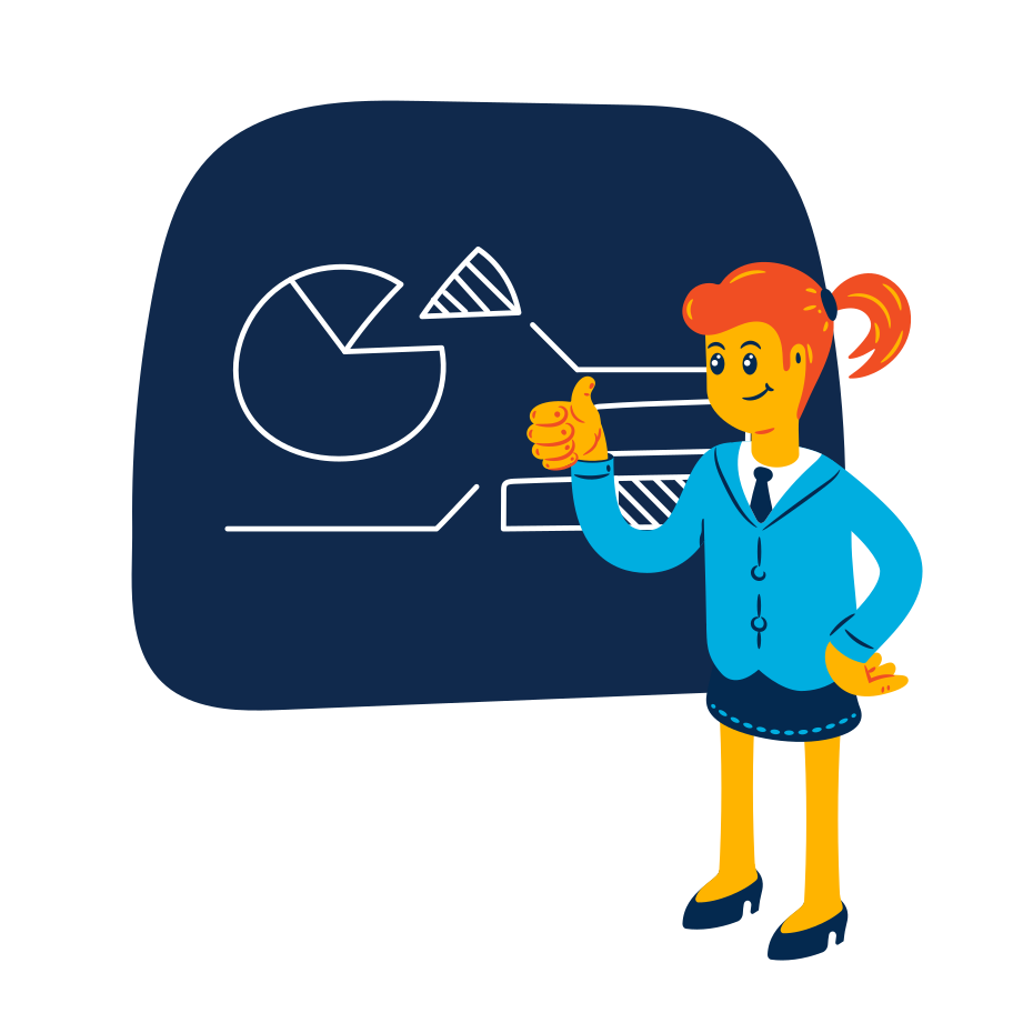 Marketing Clipart illustration in PNG, SVG