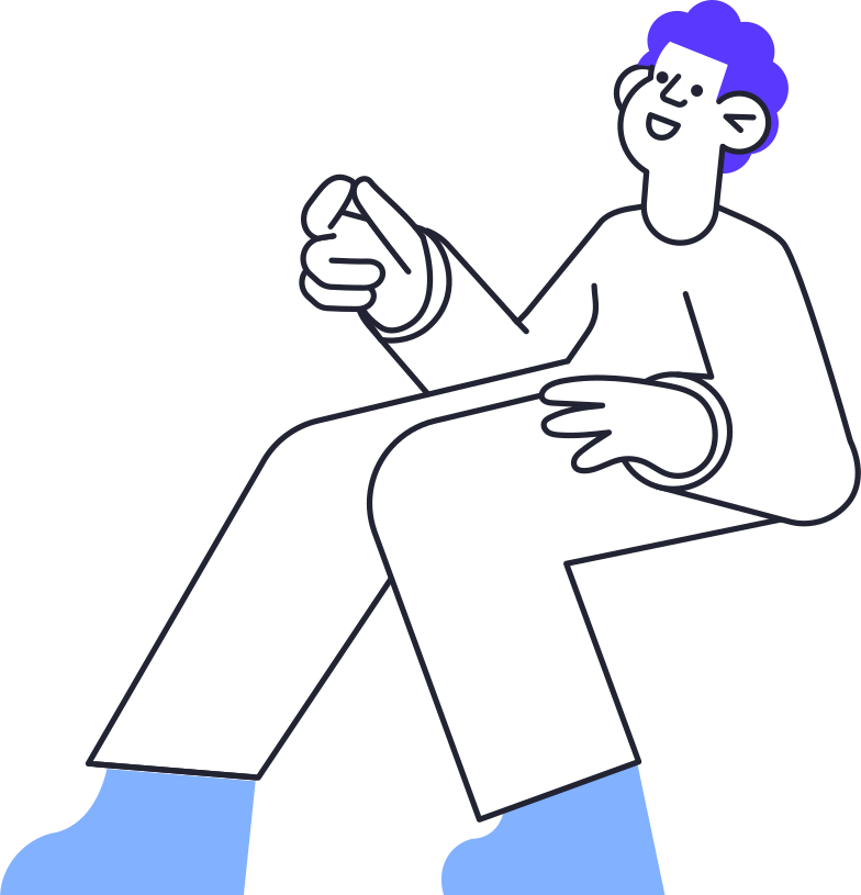 man holding hand Clipart illustration in PNG, SVG