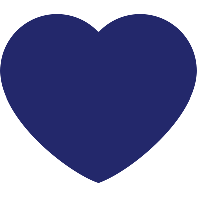 style heart dark blue images in PNG and SVG   Icons8 Illustrations