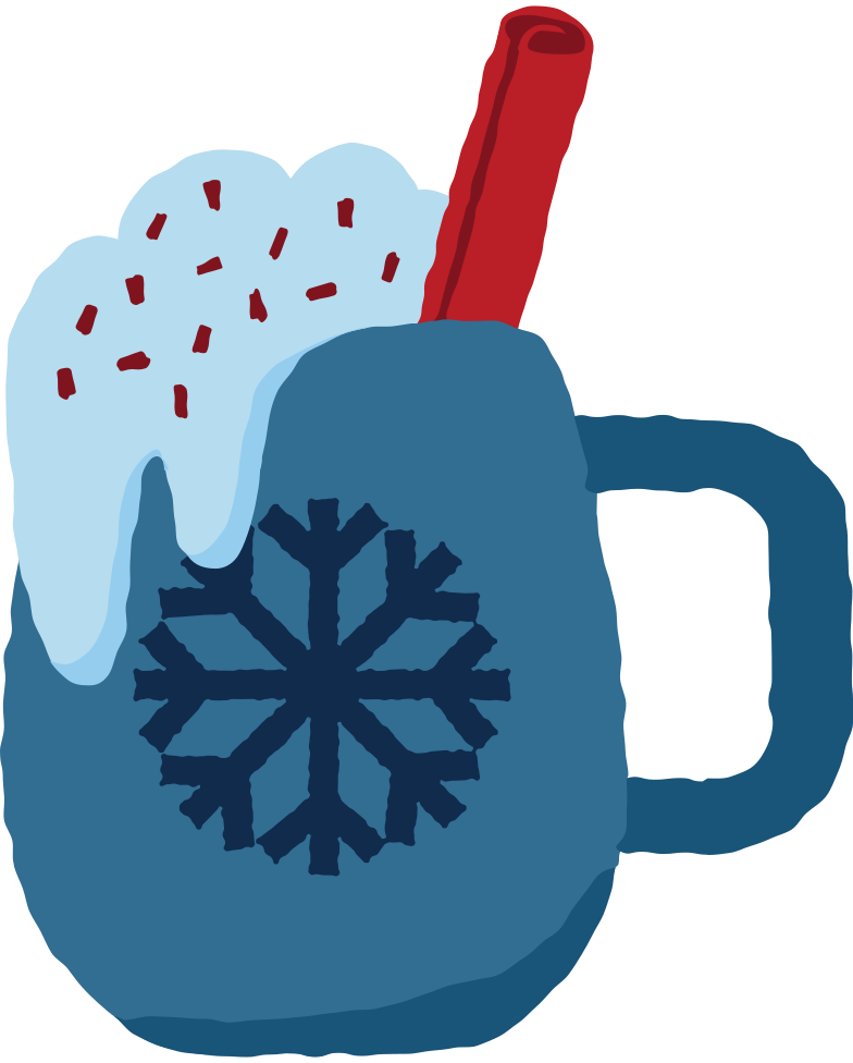 hot chocolate Clipart illustration in PNG, SVG