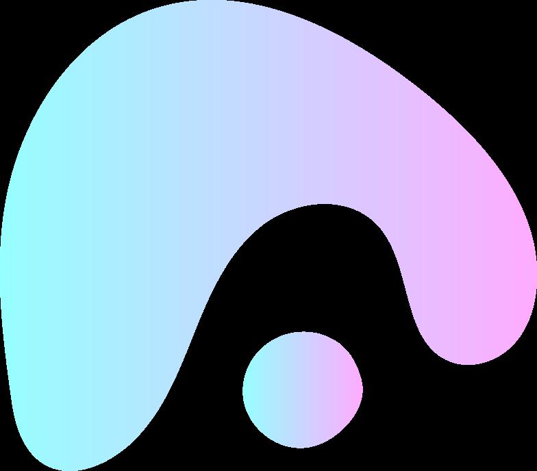tk gradient dot Clipart illustration in PNG, SVG