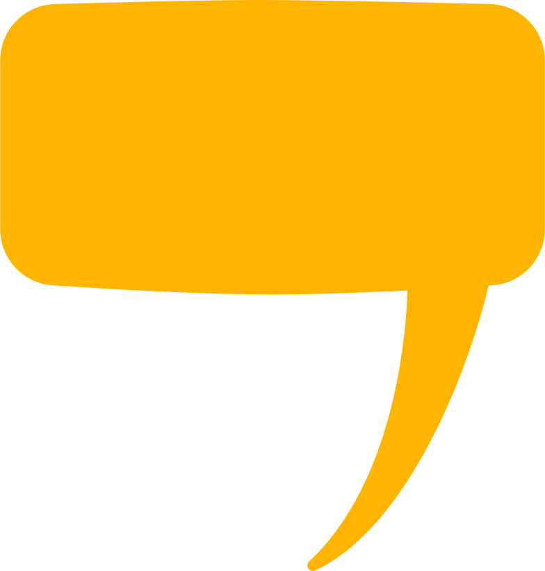 speech bubble long Clipart illustration in PNG, SVG