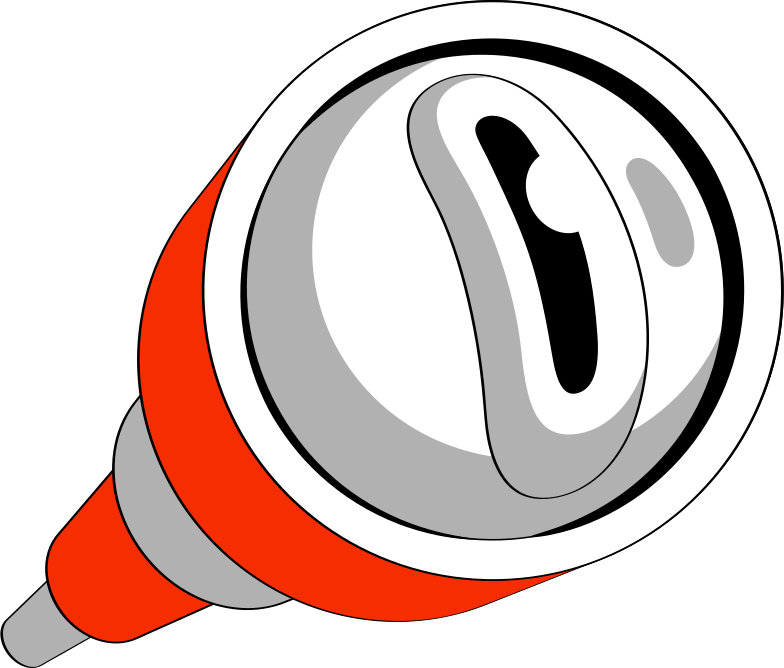 spyglass Clipart illustration in PNG, SVG
