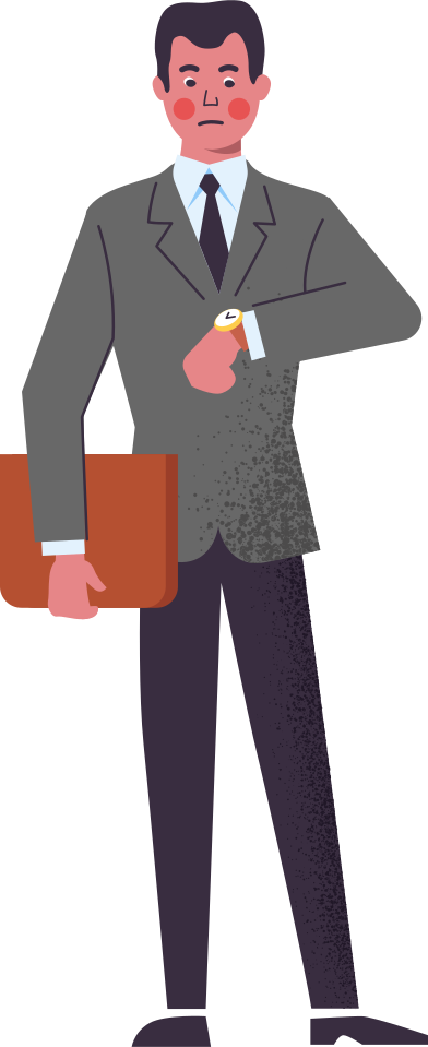 style man-in-suit-with-folder images in PNG and SVG | Icons8 Illustrations