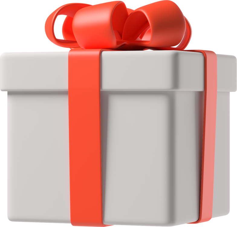 gift box Clipart illustration in PNG, SVG