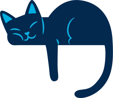 style black cat images in PNG and SVG   Icons8 Illustrations
