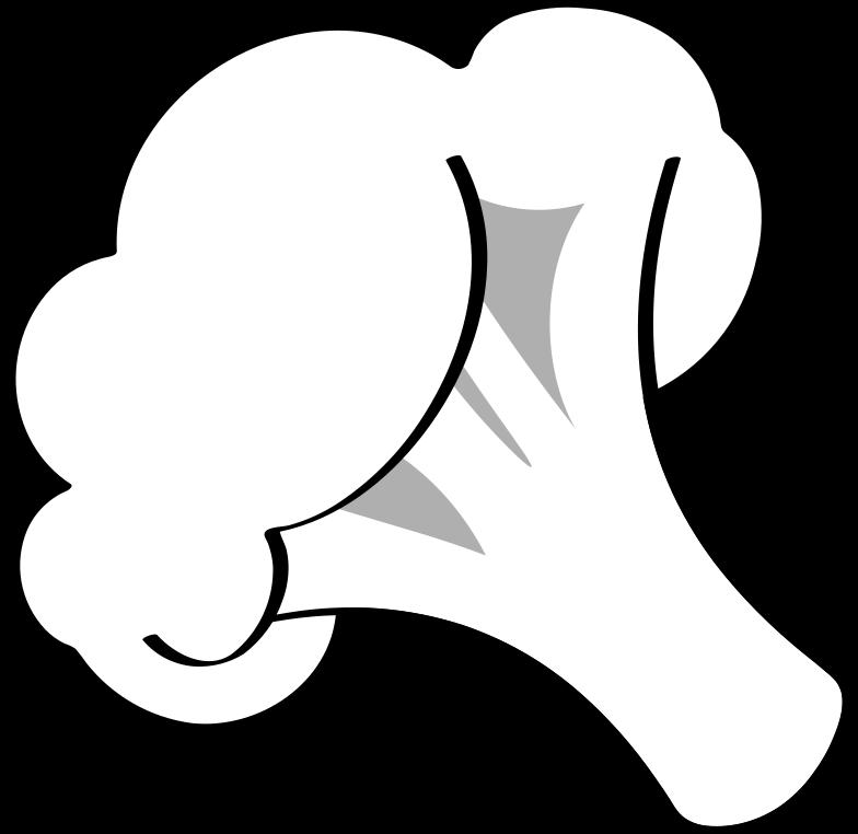 broccoli Clipart illustration in PNG, SVG