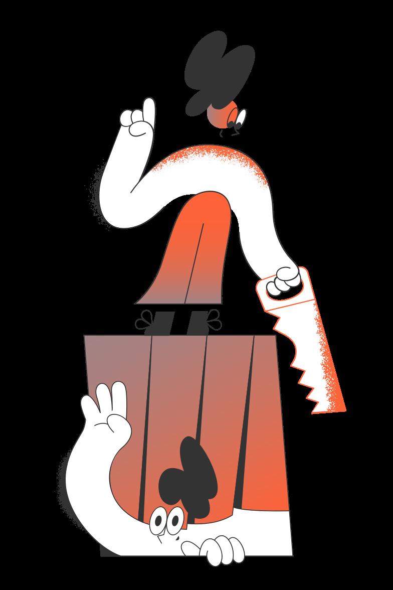 Jailbreak Clipart illustration in PNG, SVG