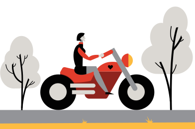 style Biker images in PNG and SVG   Icons8 Illustrations