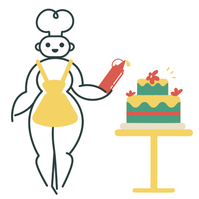 style Robobaker images in PNG and SVG | Icons8 Illustrations