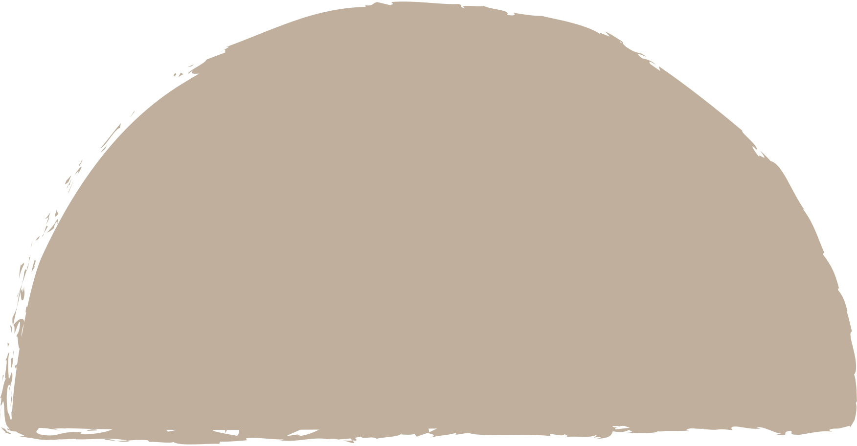 semicircle-light-grey Clipart illustration in PNG, SVG