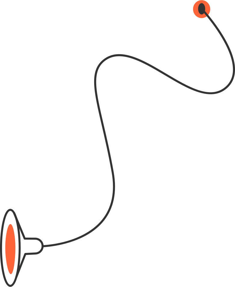 stethoscope Clipart illustration in PNG, SVG