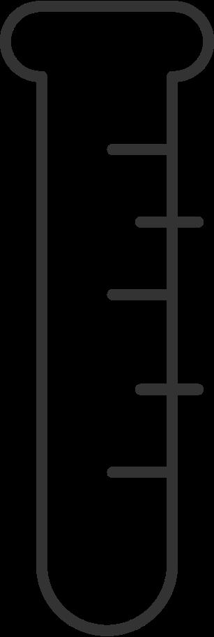PNGとSVGの  スタイルの 試験管 ベクターイメージ | Icons8 イラスト