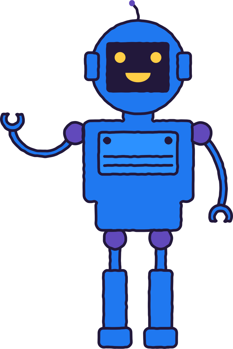 style toy robot Vector images in PNG and SVG | Icons8 Illustrations