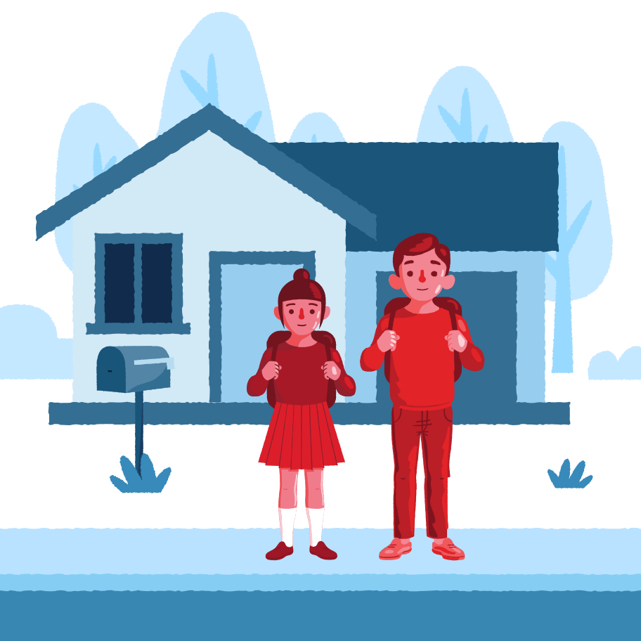 School education Clipart illustration in PNG, SVG