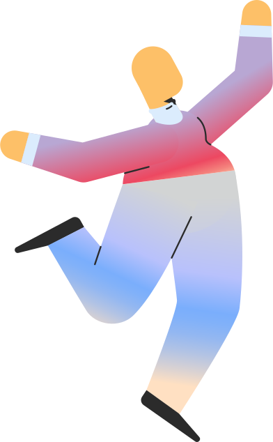 style chubby adult jumping images in PNG and SVG   Icons8 Illustrations